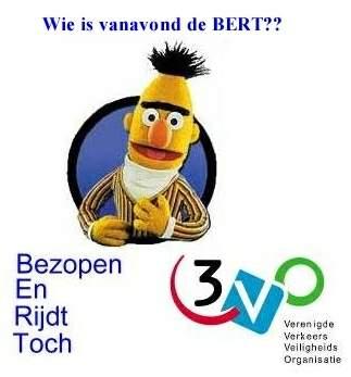 BERT: Bezopen En Rijdt Toch